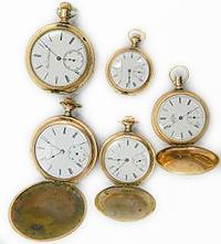 Relojes del siglo XVIII